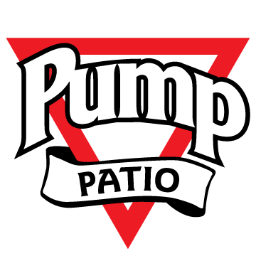The Pump on Brant Logo